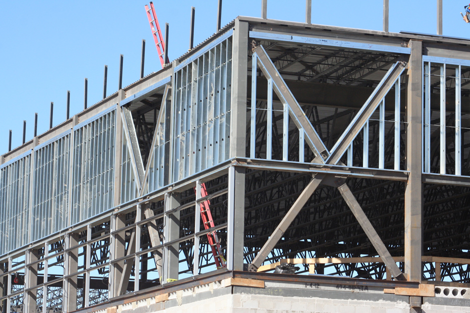 steel frame house construction pdf