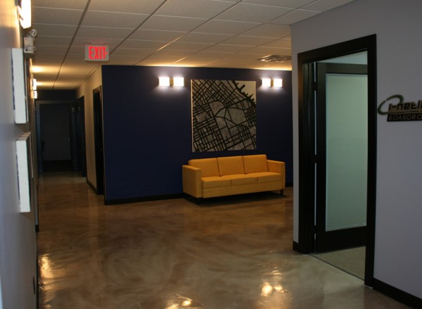 Image of Office Renovation
