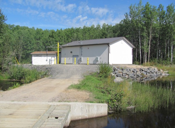 Image of Water Treatment Plant